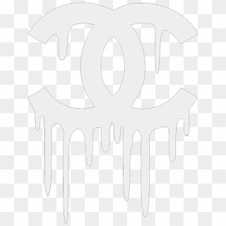 Chanel Drip Decal Sticker Lv Logo Svg Play Boy Hd Png Download 638x769 6512349 Pngfind
