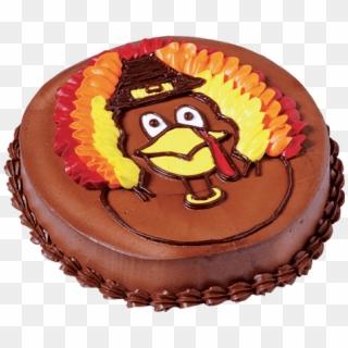 Wondrous Carvel Turkey Cake Hd Png Download 600X600 636689 Pngfind Funny Birthday Cards Online Elaedamsfinfo