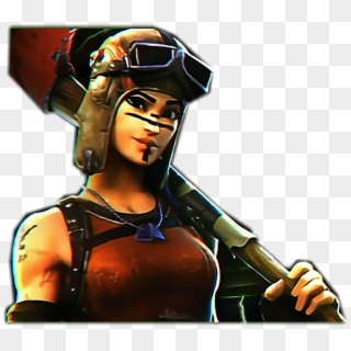 Renegade Raider Png Transparent Background Renegade Raider With Pickaxe Png Png Download 1024x904 6323472 Pngfind