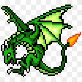 No Copyright Pixel Art Png Download Dragon Boss Pixel Art Transparent Png 591x581 4984753 Pngfind