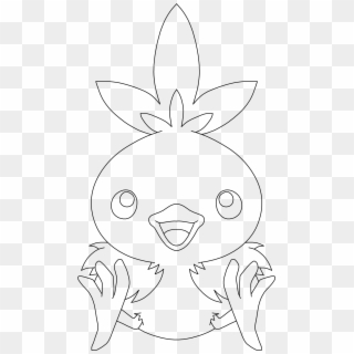 Torchic Png Transparent Png 528x800 726991 Pngfind