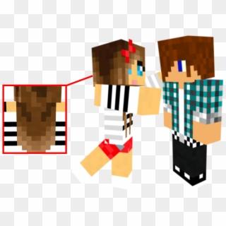 Pink Boy Minecraft Pink Hair Boy Skin Hd Png Download 804x576 1606767 Pngfind