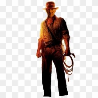 Indiana Jones - Gentleman, HD Png Download - 788x946