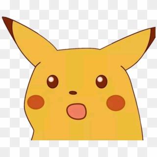 Memes Para Stickers Png Png Download Surprised Pikachu Meme
