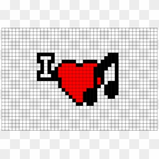 template minecraft logo pixel art