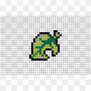 Animal Crossing Leaf Pixel Art Hd Png Download 880x581 786025