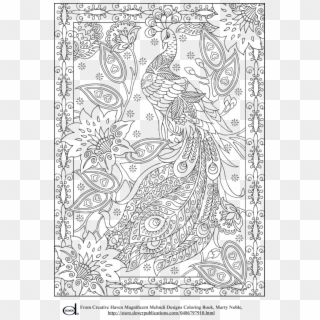 Peacock Feather Coloring S Colouring Adult Detailed Free Printable Adult Beach Coloring Pages Hd Png Download 689x1024 803769 Pngfind