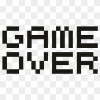 Game Over Png Png Transparent For Free Download Pngfind